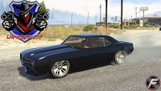GTA 5 Roleplay - LBRP 194 - (Restore) Jesse's 69 Camaro Re-paint