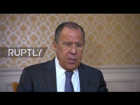Russia: Trump-Putin meeting 'very important' says Lavrov
