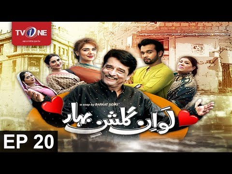 Love In Gulshan E Bihar - Episode 20 - TV One Drama - 3rd August 2017