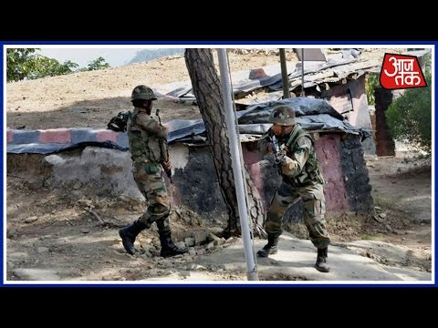 Pakistan Violates Ceasefire For The Third Time; Continues Firing At Nowshera, J&K