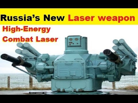 Russia's New Laser Weapon System Operational in Armed Forces