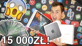 KUPIŁEM APPLE ZA 15 000zł!  | AppleNaYouTube