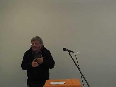 Redebeitrag von Günther Flaig (Yonny) beim Politischen Aschermittwoch 2013 der Piraten in Stuttgart