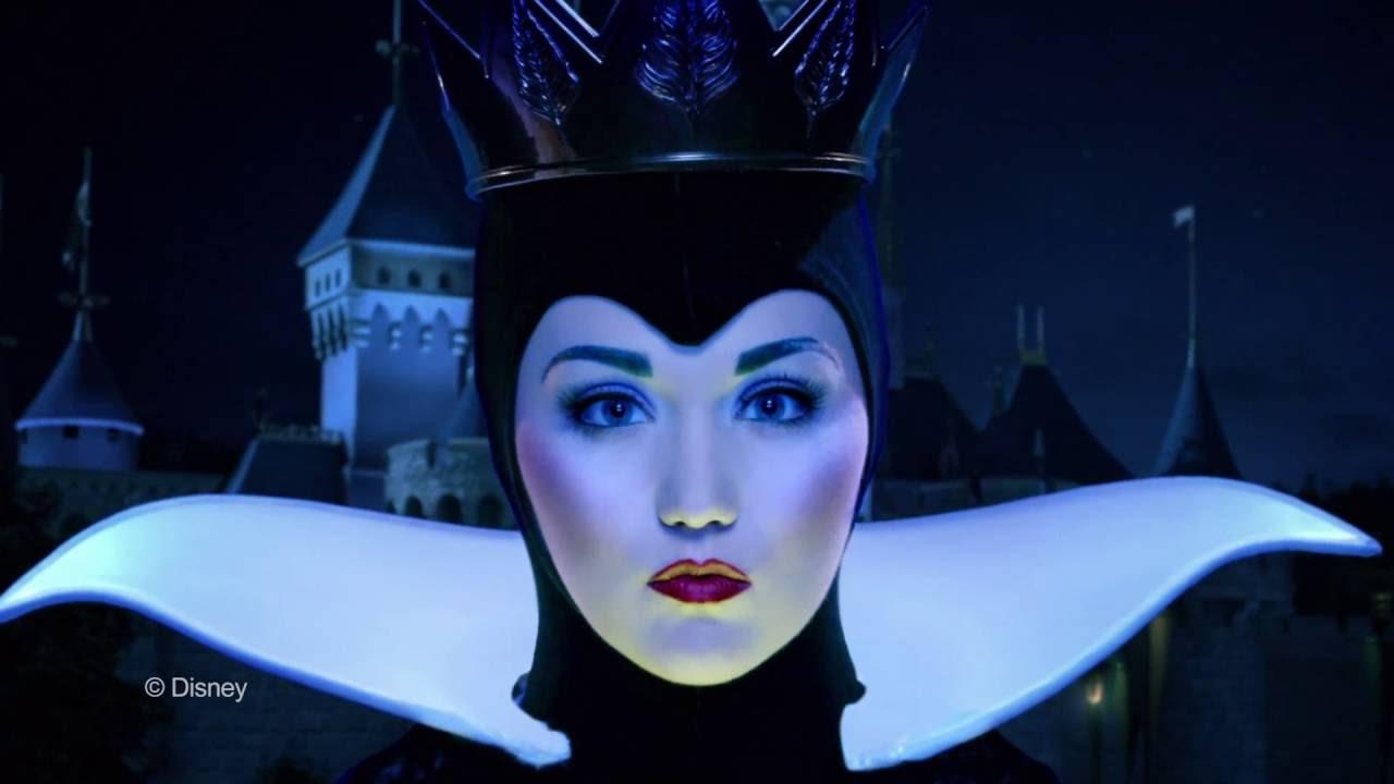 「Disney Halloween Time 反轉迪士尼」邪惡皇后篇 - YouTube