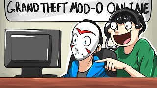 Gmod Guess Who: GRAND THEFT MOD-O ONLINE! - (Garry's Mod Funny Moments)