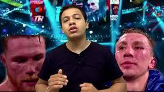 De verdad empataron Saul canelo y golovkin ggg? Mi opinión sobre la pelea