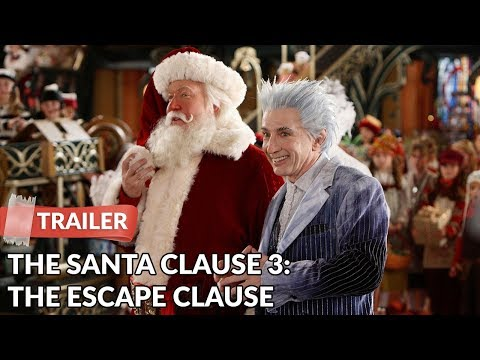 The Santa Clause 3: The Escape Clause 2006 Trailer HD | Tim Allen Mp3