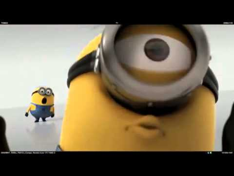 Minion Kissing Camera : Minion kiss youtube
