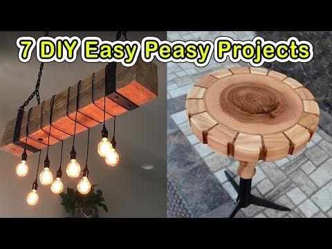 7-easy-peasy-do-it-yourself-projects