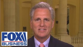 Kevin McCarthy gives stark warning: 'This will break America'