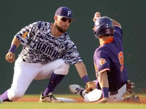 Baseball: Mercer Game 1