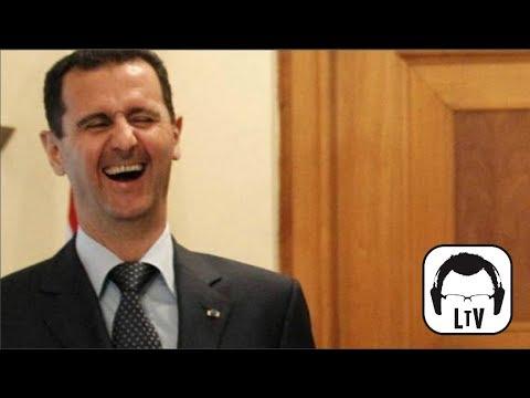 "Assad is Laughing - Mission Accomplished?  #QAnon: ""Trust POTUS"""