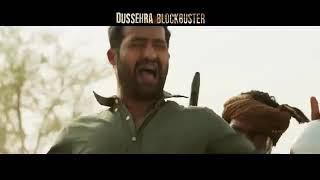 Gambar cover Aravind Sa Mehta latest blockbuster Junior NTR Pooja Hegde.