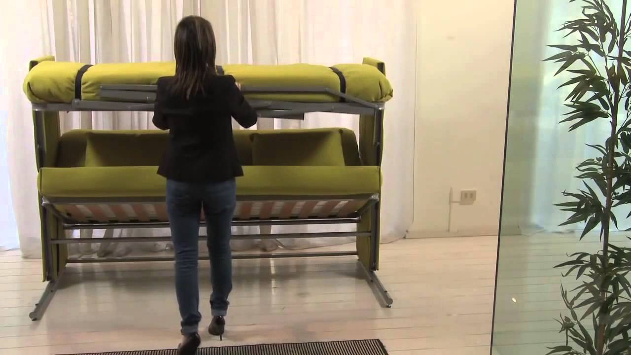 Doc Sofa Bunk Bed Youtube