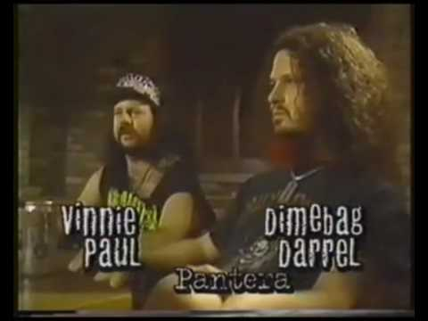 Pantera Interview - 1994