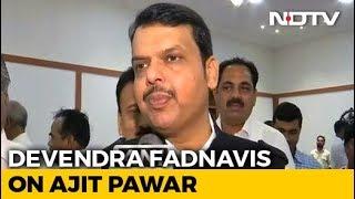 Was Ajit Pawar A Mistake? Devendra Fadnavis's Response