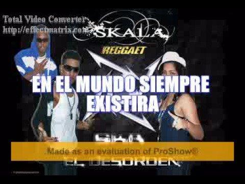 LO NUEVO DE GRUPO SKALA COLOMBIA HOMENAJE A COMANDO TIBURON Y SU EXITO =DESORDEN=