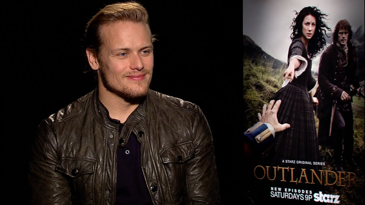 OUTLANDER: Sam Heughan Talks Scars, Lallybroch and a Life-Changing Reveal