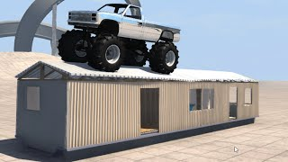 Southern Ind. Mobile Home - BeamNG.drive