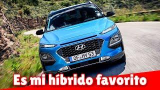 Hyundai Kona Hybrid 2020 ✅ - Prueba / Análisis / Review - Kona Híbrido