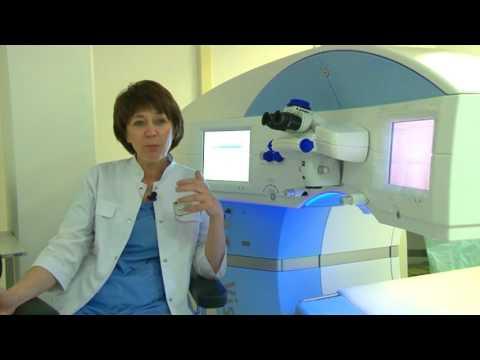 """МНТК """"Микрохирургия глаза"""" о технологии """"СМАЙЛ""""."""