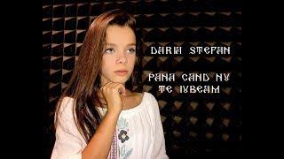 Maria Tanase - Pana cand nu te iubeam ( Cover Daria Stefan )