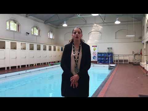 Melbourne City Baths - Swim School of the Year 2017