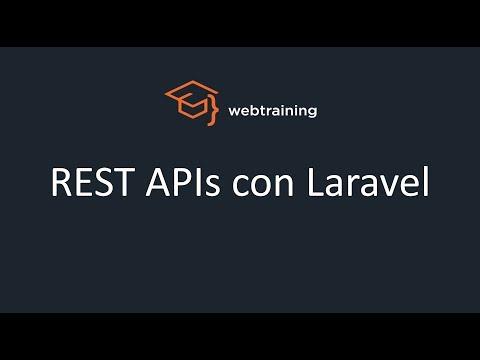 Creación de un RESTful API con Laravel Lumen