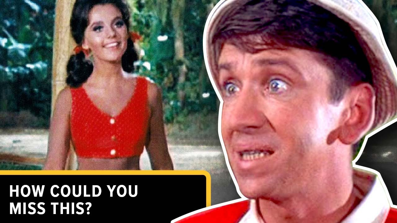 Download Mistakes & Details You Never Noticed in Gilligan's Island