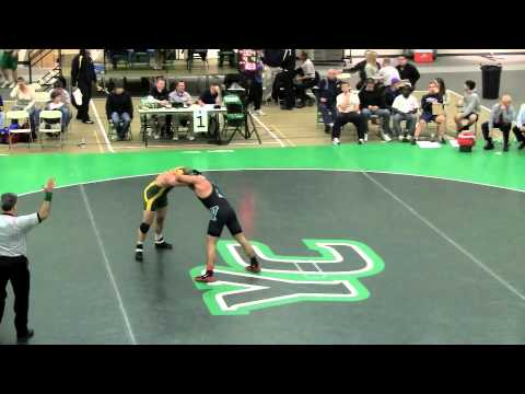 York College (Pa.) Wrestling: New Standard Invitational Highlights - December 4, 2010