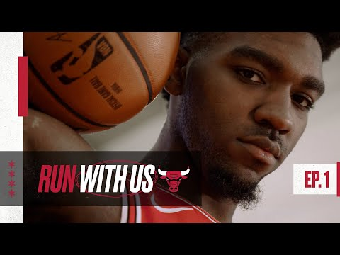 PATRICK WILLIAMS BECOMES A CHICAGO BULL | Run With Us Season 4 Episode 1