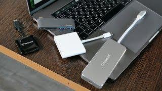 Нужно БОЛЬШЕ переходников для MacBook Pro