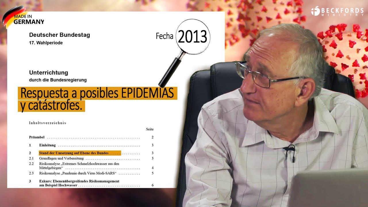 EPIDEMIA Y CRISIS previstas desde el 2013 con Walter Veith -  Doblado al Espanol