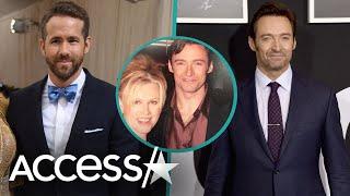 Ryan Reynolds Reignites Funny Feud W/ Hugh Jackman