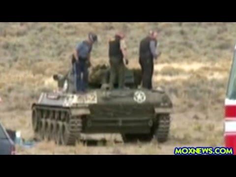 Explosion Inside World War II Era Tank Kills Two In Oregon!