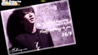 [Kara-Vietsub] Love Really Hurts (OST Tazza) - Super Junior Yesung [2YeSung.Com]