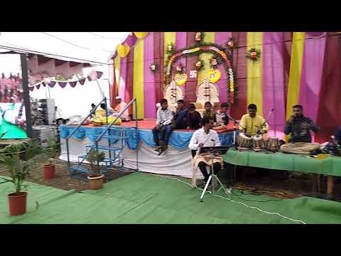 Tere Mast Mast Do...... Marrege Program.... Singer.... Sudhir Palshikar...kibord....rahul Khodake...