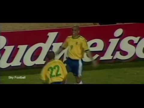 Ronaldo Brazil Top 10 Goals