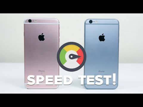 How Much Faster Is Iphone 6s Plus Than Iphone Plus
