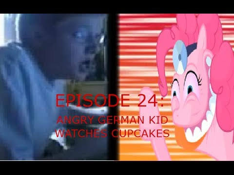 AGK Ep 24 Angry German Kid Watches Cupcakes