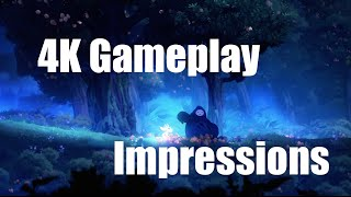 Ori and the Blind Forest: Impressions and glorious 4K gameplay!