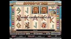 Casinofreund.de - Legend of Zeus online spielautomat