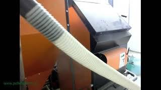 Отопление промышленного здания пеллетами.Пеллетный котел Валдай 100 и Зота 40.