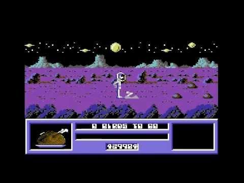 Star Paws - C64 Longplay / Walkthrough