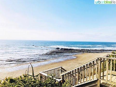 Travel Bliss: The Oregon Coast - Lincoln City, Oregon
