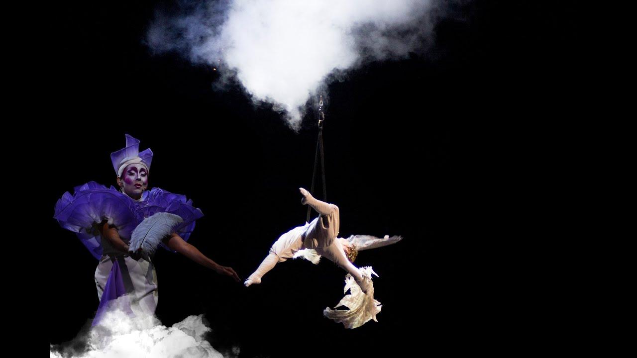 Download Cirque du Soleil Varekai (Vocea | Flight of Icarus)