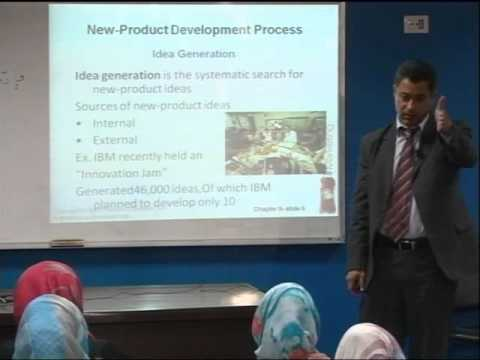 Chapter3: New-Product Development Product Life-Cycle Strategies -1