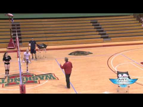 Individual Setter Drills - John Dunning