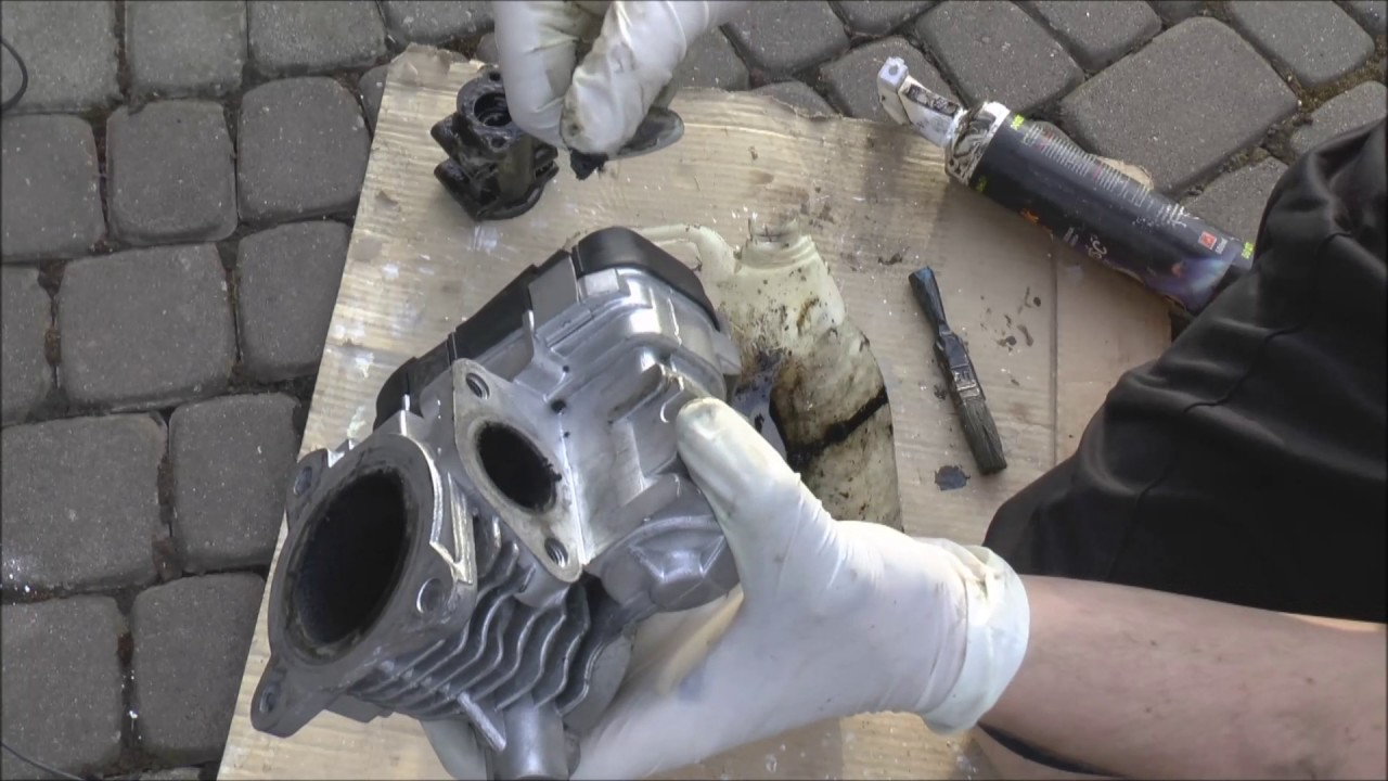 How To Remove Clean Egr Throttle Body Map Sensor 1 9