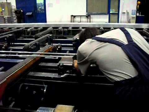 FOR SALE Aluminium Extrusion Press at Steelmet SA Bulgaria Video 1